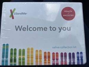 23 and Me Health+Ancestry Saliva Collection Kit Brand New Unopened for Sale in Tucson, AZ