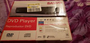 Dvd player sanyo for Sale in Pasadena, TX
