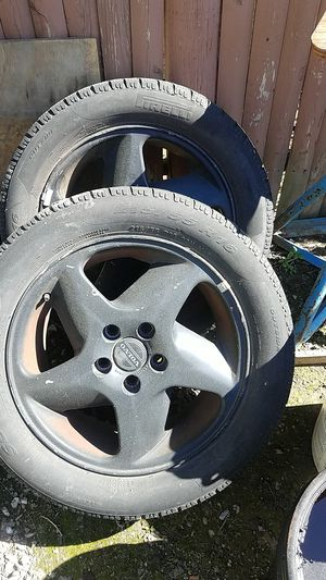 4 Black rims for Sale in Chelsea, MA