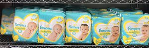 $6 each pack Pampers Swaddler - Newborn to size 4 for Sale in Fort Lauderdale, FL