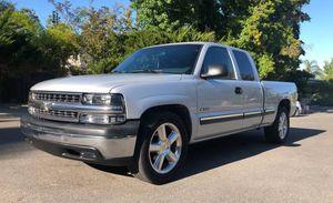 2001 Chevy Silverado low miles for Sale in Salt Lake City, UT