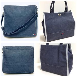 TOMMY HILFIGER MESSENGER & TOTE BAGS for Sale in Sun City, AZ