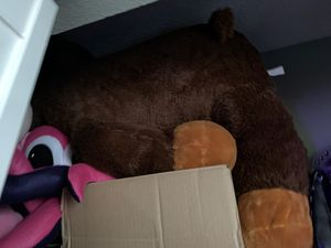 Giant plushies for Sale in San Antonio, TX