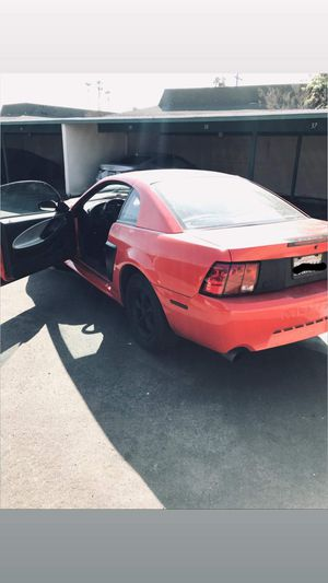 Mustang GT 02 for Sale in Fresno, CA