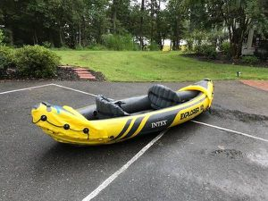 Intex Explorer K2 Kayak for Sale in Saint Charles, MD