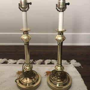 Brass Vintage Table Lamps for Sale in Nashville, TN