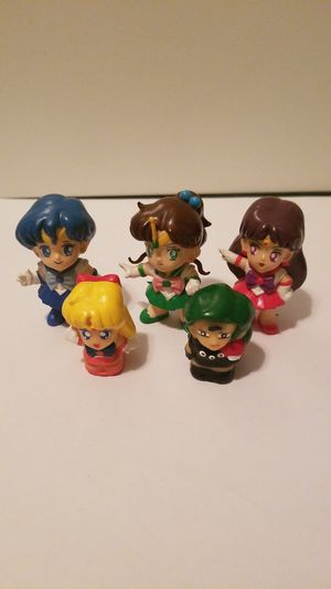 Sailor moon figurines for Sale in Pasadena, CA