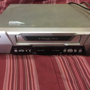 VCR Player Recorder for Sale in Aberdeen, WA