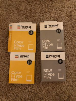 Polaroid Film- i-Type Film for Sale in Minneapolis, MN