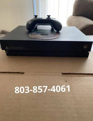 Xbox one X for Sale in Los Angeles, CA