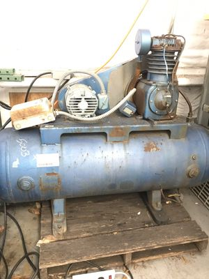 **** Industrial Commercial Air Compressor 5hp Pump Kellog 3 phase **** for Sale in Seminole, FL