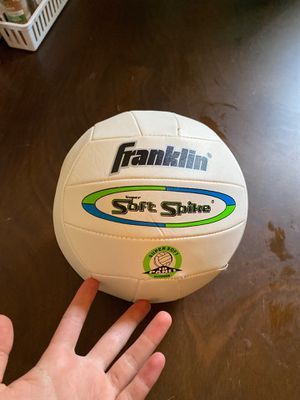 Franklin Volleyball - Super Soft for Sale in Ithaca, NY