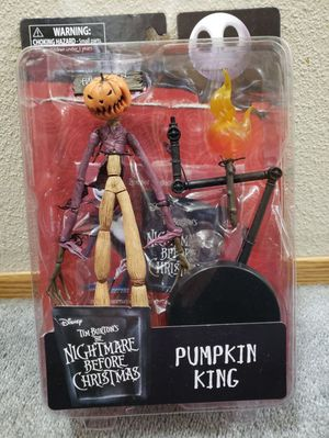 New Nightmare Before Christmas Pumpkin King For Sale for Sale in Vancouver, WA