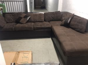 Sectional Couch 2pc for Sale in Lithonia, GA