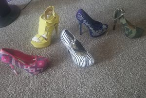 Heels 7.5 and 8 for Sale in College Park, GA