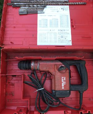 HILTI TE35: ROTARY HAMMER DRILL for Sale in Plymouth Meeting, PA