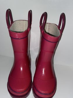 Western Chief Girl Rain Boots Size 5T for Sale in Oakland,  CA