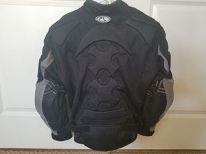 Motorcycle Jacket with Armor (Small) for Sale in Arvada, CO