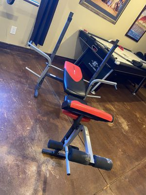 Workout bench for Sale in Brighton, CO