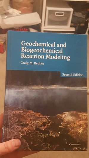 Biochemical and biogeochemical reaction modeling for Sale in Richland, WA