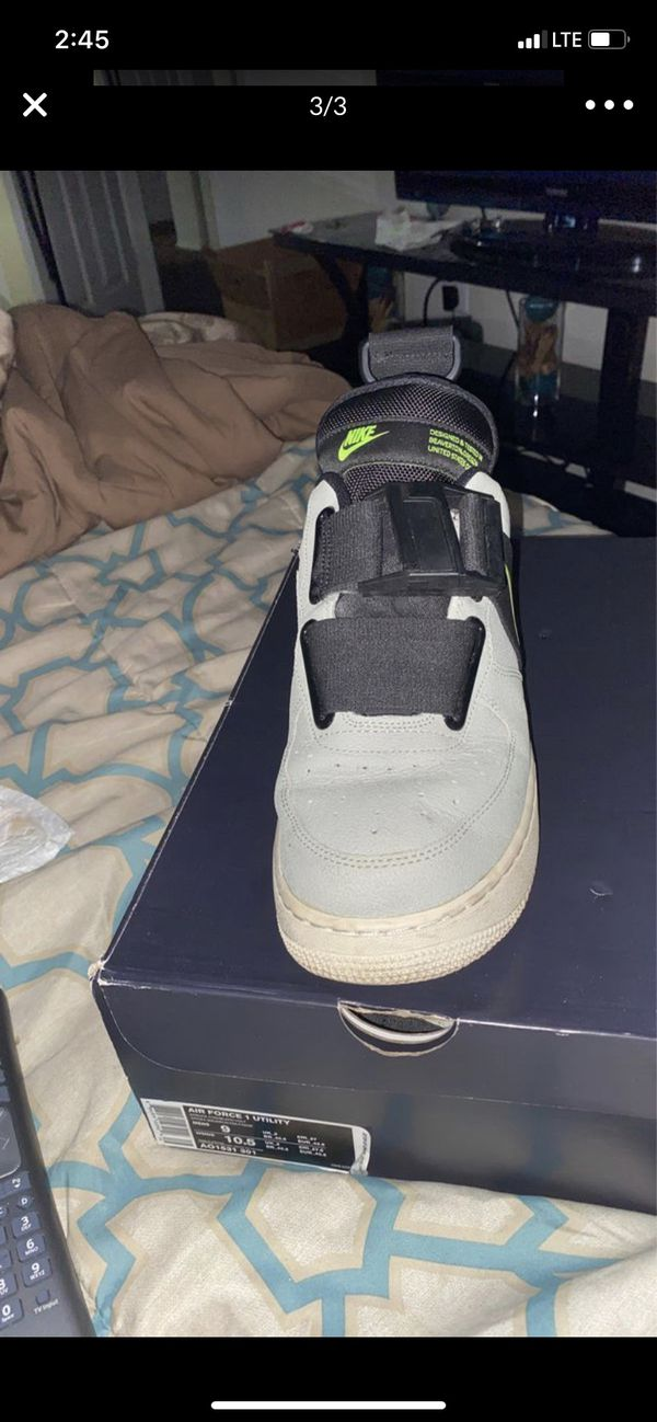 Size 9 Air Force Ones Need Gone Asap hit me up