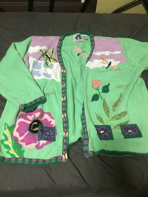 Women's 3XL Home Shopping Cardigan for Sale in Milwaukee, WI