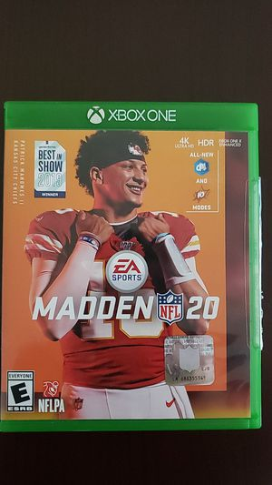 Madden 20 for Sale in Lynnwood, WA