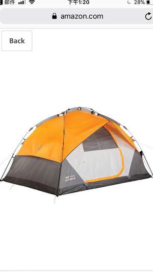 Coleman Instant Domo 5 tent for Sale in Salt Lake City, UT