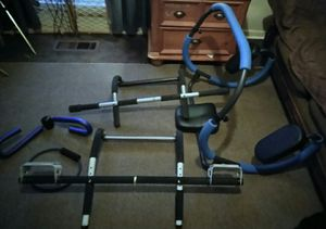 5 piece exercise equipment for Sale in Gallatin, TN