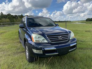 2004 Lexus GX470 - 4WD, NAV, Back Up Camera, 3rd Row - ONLY 120k miles! for Sale in Tampa, FL