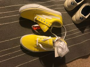 Vans women size 37 - 38 for Sale in Madison, WI