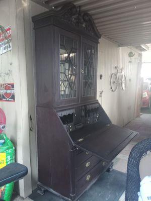 Antique secretary desk for Sale in Modesto, CA