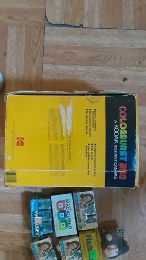 Kodak colorburst 250 instant camera for Sale in NEW PRT RCHY, FL