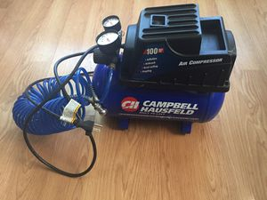 Fairly used Air Compressor, 100 MAX PSI, Good working condition. for Sale in Baltimore, MD