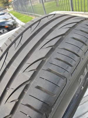 Tires (215/55/17) for Sale in Fresno, CA