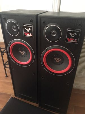 Speakerholic Downsizing - Great Deals - Cerwin Vega, Infinity, B&W, Klipsch, Etc. for Sale in Kissimmee, FL