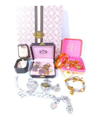 Authintic Juicy Couture Jewelry for Sale in Las Vegas, NV