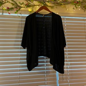 Black Shawl/cardigan for Sale in Hilliard, OH
