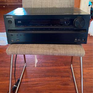 Onkyo TX-NR609 Receiver for Sale in Escondido, CA
