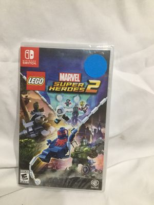 Nintendo Switch marvel Super Heroes 2 for Sale in Essex, MD