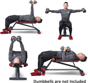 Compact Weight Bench Exercise Equipment for Home Use for Sale in Los Angeles, CA