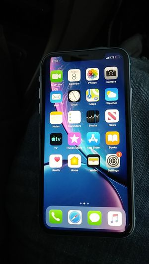 Iphone xr 64gb sprint for Sale in Westminster, CO