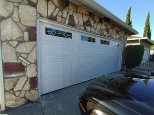 New garage door for Sale in San Jose, CA