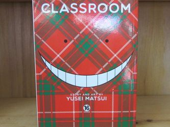 Assassination Classroom manga volume 16 for Sale in Seattle,  WA