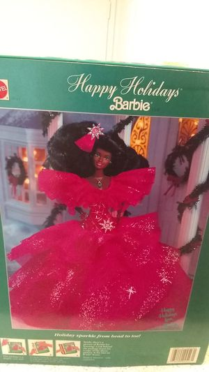 Barbie Special Edition 1990 Happy Holidays Keepsake Doll for Sale in Canyon Country, CA