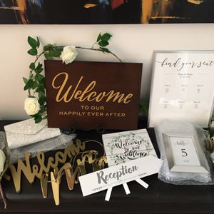 Rustic Wedding Items for Sale in Flossmoor, IL