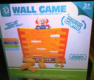 Humpty Dumpty Wall Puzzle Game for Sale in Bakersfield, CA