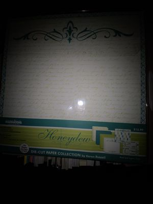 Scrapbook paper pack for Sale in Los Angeles, CA