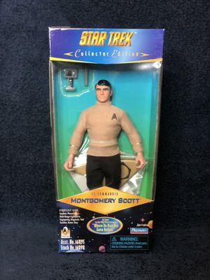 Star Trek Collection Edition Lt. Commander Montgomery Scott ~Action Figure~Playmates for Sale in Pembroke Pines, FL