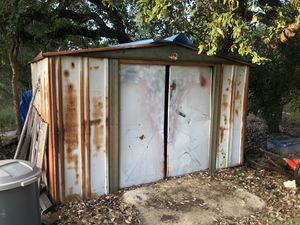 Metal Shed for Sale in Dripping Springs, TX